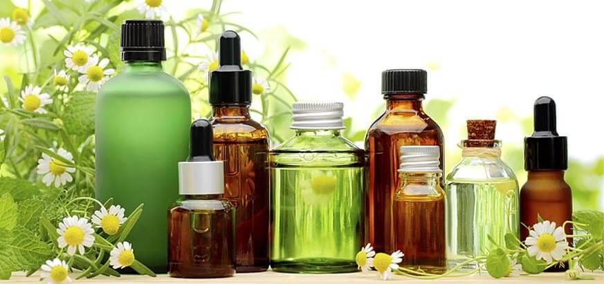 Натуральные масла для волос в домашних условиях