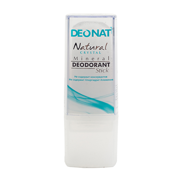 Дезодорант Кристалл DeoNat Travel Stick