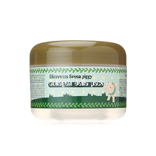 Маска для лица Green Piggy Collagen Jella Pack