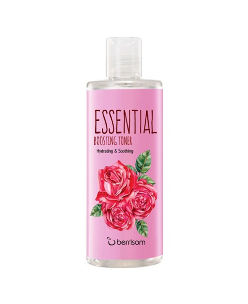 Тоник для лица Essential Boosting Toner Rose
