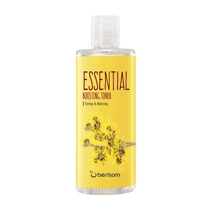 Тоник для лица Essential Boosting Toner Witch Hazel