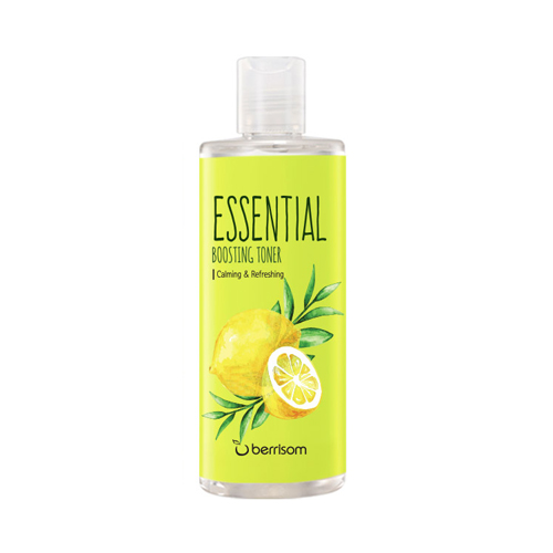 Тоник для лица Essential Boosting Toner TeeTree Lemon