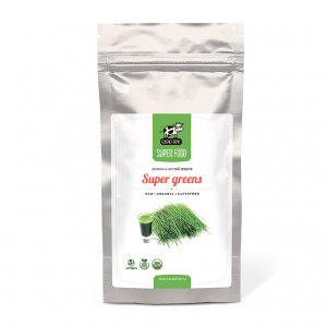 Порошок Supergreen ph7.4 CacaoCow 200 гр