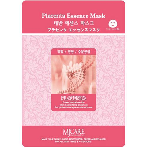 Маска тканевая плацента Placenta Essence Mask