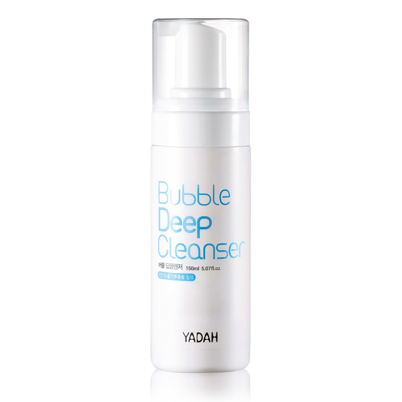 Пенка кислородная для лица YADAH BUBBLE DEEP CLEANSER